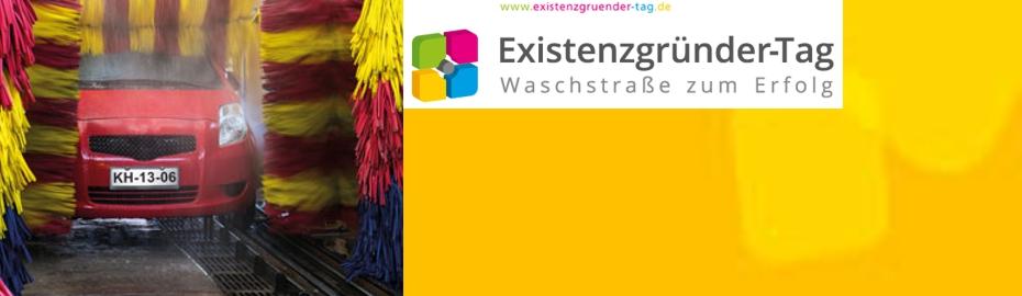 Existenzgründertag Waschstraße zum Erfolg