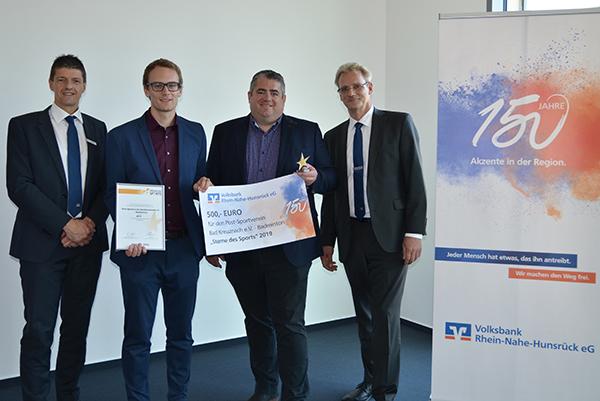 Sterne des Sports 2019 Abteilung Badminton des Post-Sportvereins Bad Kreuznach e.V.