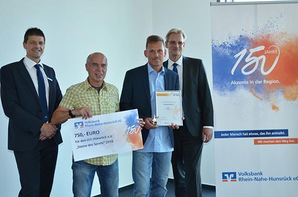 Sterne des Sports 2019 LLG Hunsrück e.V.